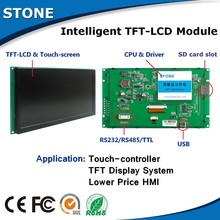 5.6 inch touch screen mini lcd screen for analyser