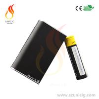 2015 Crazy Selling Newest Products Authentic 60W Aluminum Mod Vapor Low Voltage Protection Box Mod for E-cigarette
