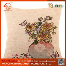 Promotional high quality fashion comfortable soft baby floor cushion