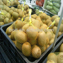 EXTRUDED PACKAGING NET FOR FRUIT AND VEGETABLES