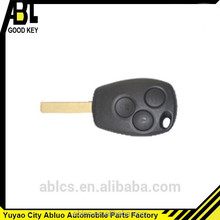 high quality remote 3 buttons Infrared car key for renault ket replacment