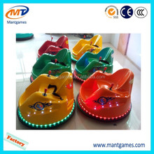Plush toy animal ride coin operated claw crane machine for sell battery bumper car game machine for chindren game center
