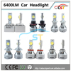 CE RoHS PSE FCC approved (6400LM LED Headlight for car and motorcycle) CST Car Headlamp 9004