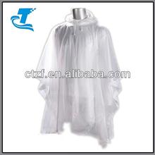 2015 Hot Sale Rainwear PVC Rain Poncho