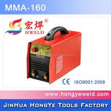 Digital IGBT DC AC Inverter Pulse aluminium tig welder welding machine