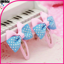 2015 children sell hairpin hair accessories B - 29 children cloth art candy color clip hair accessories