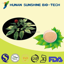 Natural No Pesticide Residues Panax Ginseng Extract For Increasing Penis Hardness Of Erection
