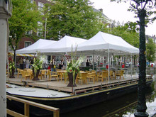 exhibition trade show Aluminum folding tent, gazebo, pop/easy up tent, canopy, marquee