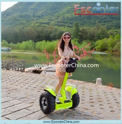 personal two wheel transportation electric vehicle with CE