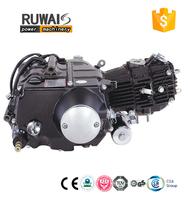 single cylinder gasoline engine air-cooling 4 stroke petrol motorcycle engine