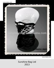 2013 hot selling Ski neoprene face mask with customized logo