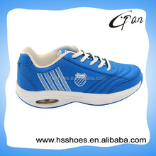 2014 the newest fitness shoes with air cushion in sole
