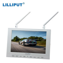 Lilliput 339/DW 5.8GHz 7 inches TFT LCD Widescreen FPV Monitor For Big Helicopter