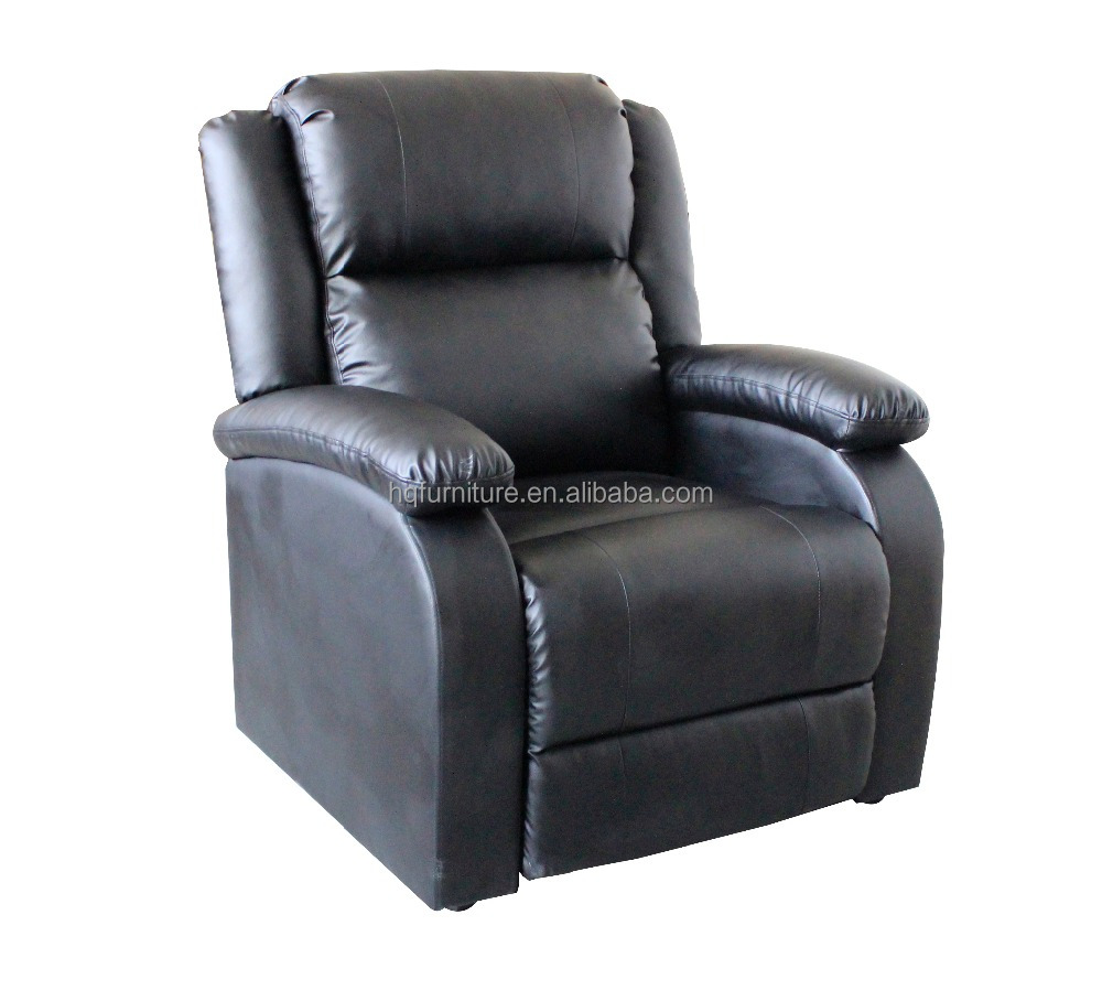 Home furniture modern living room recliner leather sofa for Where to get furniture