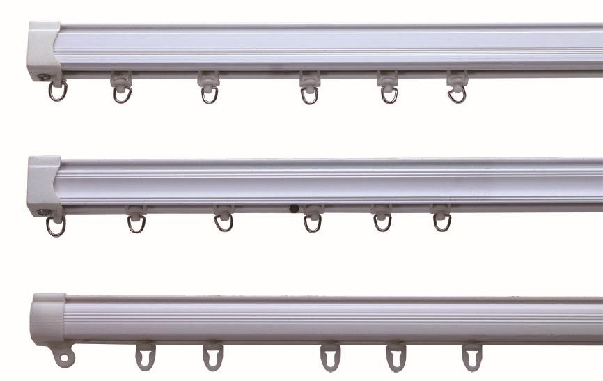 Pvc Plastic Double Rail Hospital Ceiling Mount Curtain Track Buy Ceiling Mount Plastic Curtain