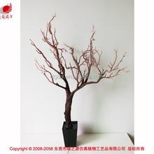 Popular wedding decoration centerpieces artificial table tree centerpieces