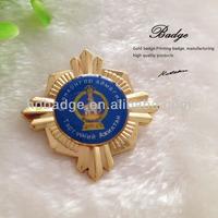 Russian military Pin badge, Safety Pin Badge,3m Metal Lapel Pin Badges,