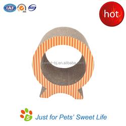 Sweet Factory Price Pet Wholesale Customized Corrugated Cardboard Cat Scratcher
