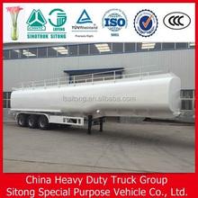 fuel tanker truck trailer/fuel tanker semi trailer/fuel tank truck
