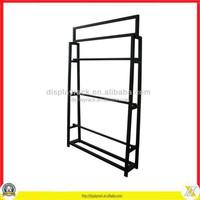 Metal Rug Display Self/Carpet Display Rack/Display Racks for Fabrics