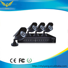 Security CCTV System 8CH D1 H.264 DVR 700TVL 36 IR Bullet Camera cctv security recording system kit