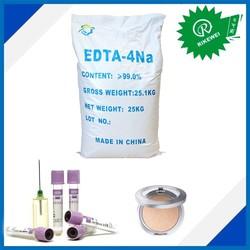 Ethylenediaminetetraacetic Acid--EDTA 4na & 2na