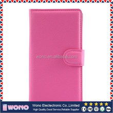 Newest new arrival mobile phone leather case for nokia