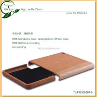 high quality wood cell phone case for ipad mini,wood mobile phone case for ipad,wood case for ipad 2014 new promotionl