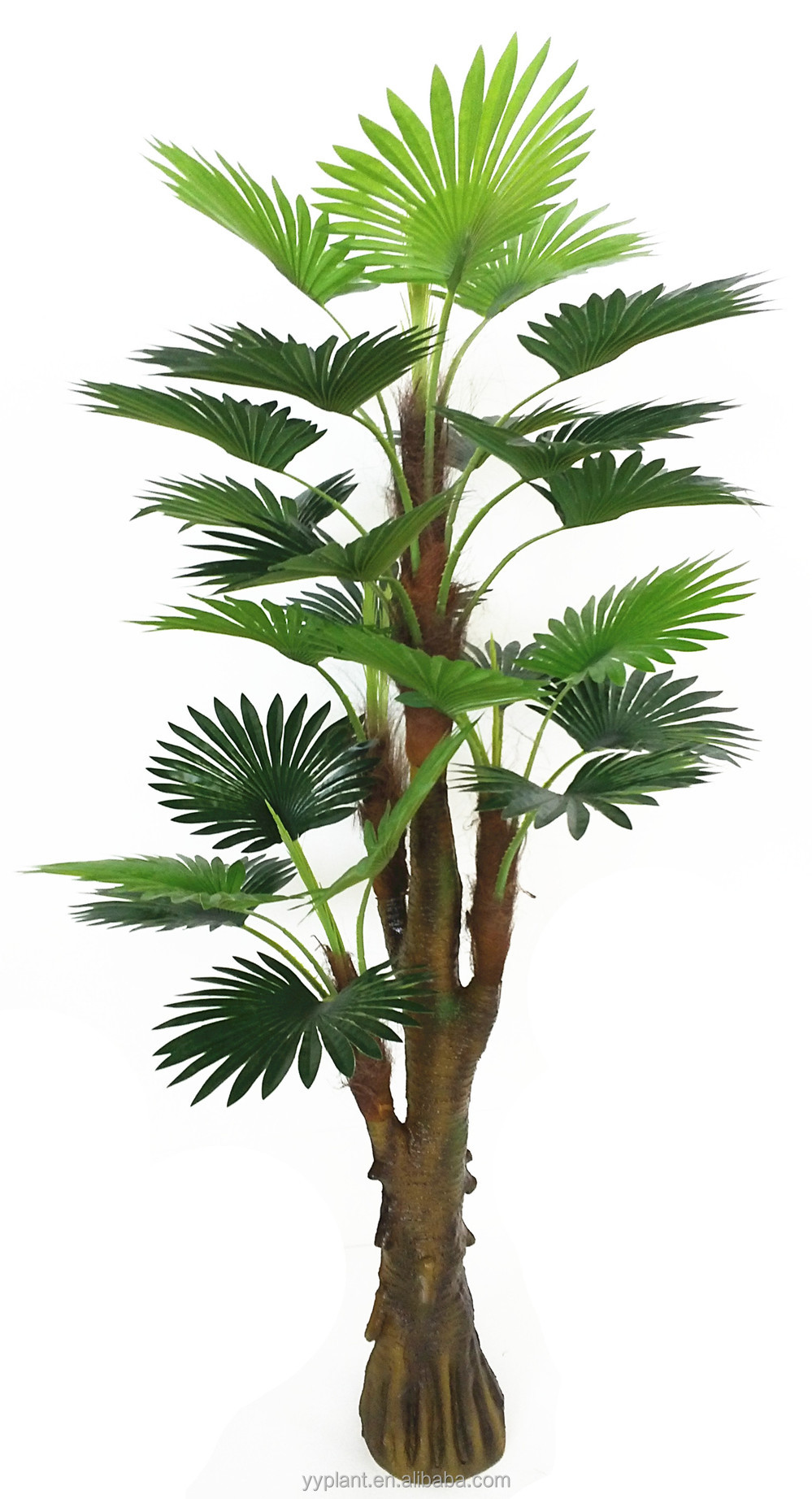 artificial fan palm tree for wholesale buy wholesale artificial fan palm tree artificial. Black Bedroom Furniture Sets. Home Design Ideas