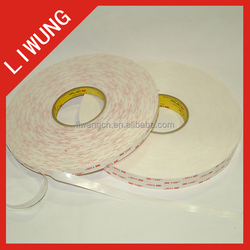3M 4959 VHB two sides acrylic foam adhesive waterproof and uv resistance tape