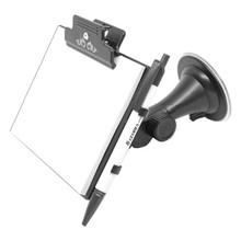 2015 Hot Sale Univesal Car Windshield 360 Rotation Suction Cup Mount Holder with Notepad and Ball Pen