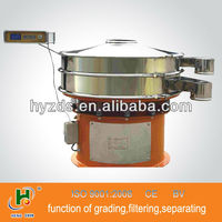 Ultrasonic Vibrating Sieve Machine for Superfine Powder