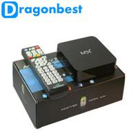 DragonbestHot selling Android 4.2 TV BOX GBOX Midnight MX2 XBMC TV BOX Dual Core MX Android Smart TV BOX