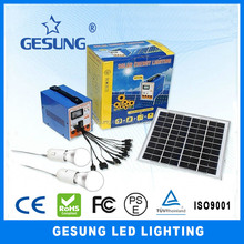 high demand products in india solar lighting system with 3w led bulb
