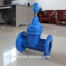 gate valves, non rising stem and cast iron