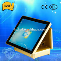 """15"""" fanless touch pos system/ epos terminal/pos computer"""