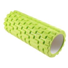 Hot Green Yoga Pilates Exercise EVA Foam Roller Fitness Home Gym Massage