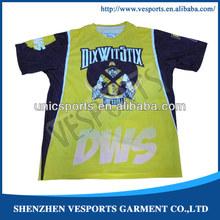 Custom printed t shirts no minimum