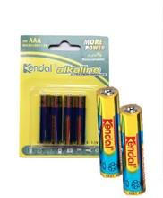 Medical/Electronic Alkaline Kendal aaa baterai alkaline lr03 am4 baterai kering