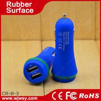 Free samples chinese sans cigarette lighter adapter cell phones usb car charger