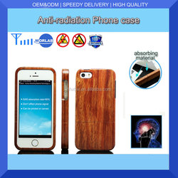"""two mobile phones leather case cheap anti-radiation silicon mobile phone case for iphone 5"""""""