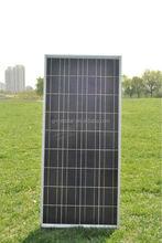 Cheap solar panels china 100W poly solar panel