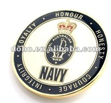 2012 soft enamel badge