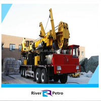 Hot Sailing! Chinese Supplier XY-5 Type Truck Mounted Core Drilling Rig for Water Well Drilling