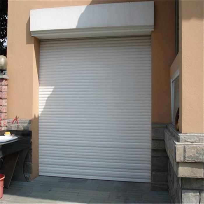 Schiebetür außen garage  Industrie aufrollen tür garage tür aluminiumprofilen außen ...