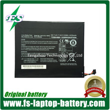 Wholesale 7.4V 33Wh Genuine Laptop PA5123U-1BRS Battery for Toshiba Notebook Excite Pro