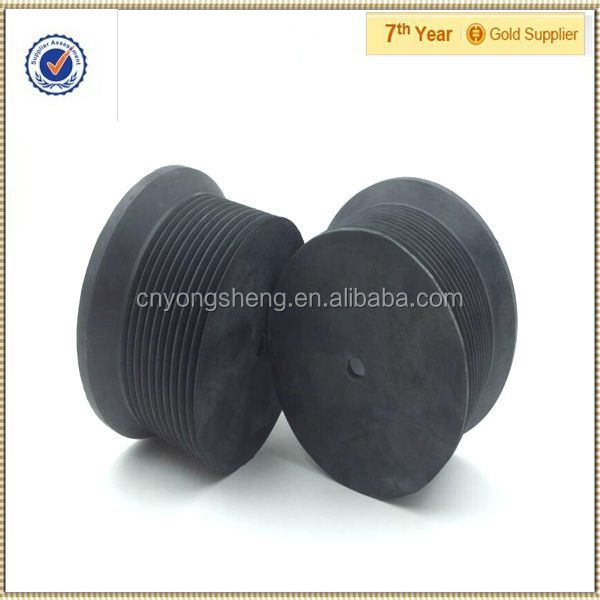 Inflatable sewer pipe plugs rubber hole silicone