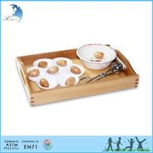 EN 71 Toddler series promotional non-toxic beech toddler montessori materials