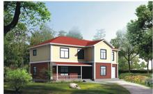 Professional prefab house for europe with CE certificate
