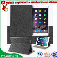 PU leather case for ipad air2 , shockproof tablet leather case , for ipad air air2 smart cover from China Factory